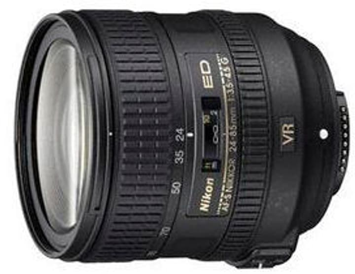Nikkor AF-S 24-85mm/3.5-4.5G ED VR Objektiv, 3 Jahre Swiss-Garantie Objektiv Nikon 785300125542 Bild Nr. 1