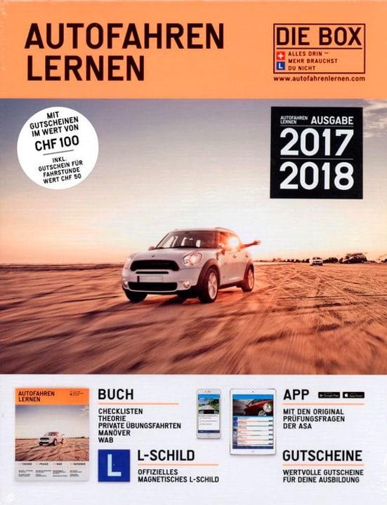 Andoid / iOS Autofahren lernen - Die Box 2017/ 2018 Physique (Box) 785300122400 Photo no. 1