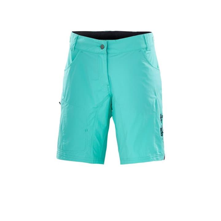 Include Pantaloncini da bici da donna Protective 461305903685 Colore menta Taglie 36 N. figura 1