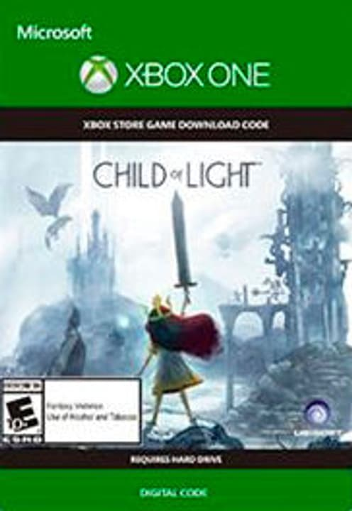 Xbox One - Child of Light Digitale (ESD) 785300135624 N. figura 1