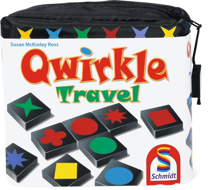 Schmidt Qwirkle Travel 746963800000 N. figura 1