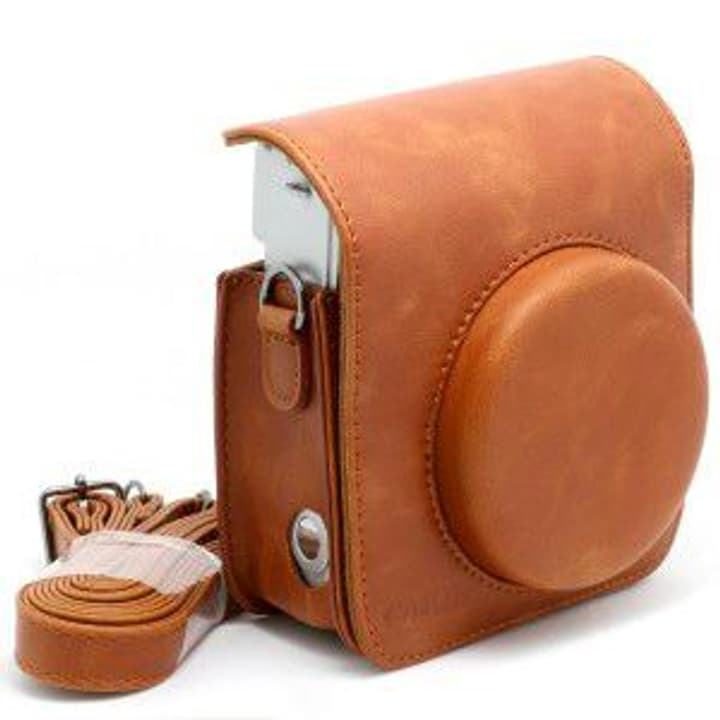 Instax Wide 300 Leather Case Brown FUJIFILM 785300127397