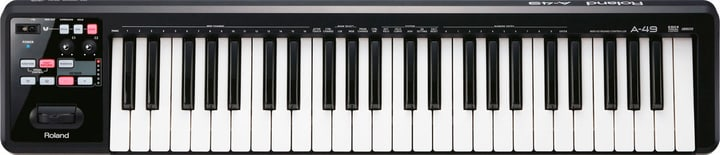 A-49 MIDI Keyboard Controller Roland 785300150539 Photo no. 1