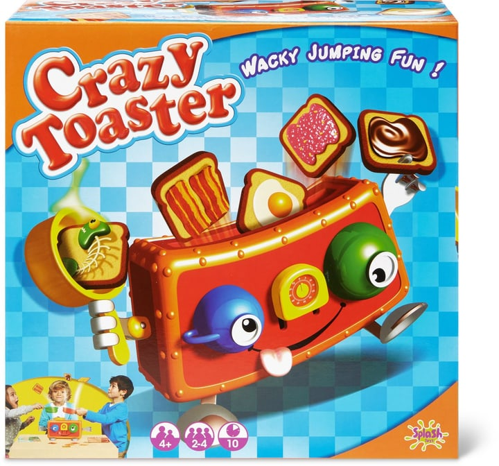 Crazy Toaster 748918400000