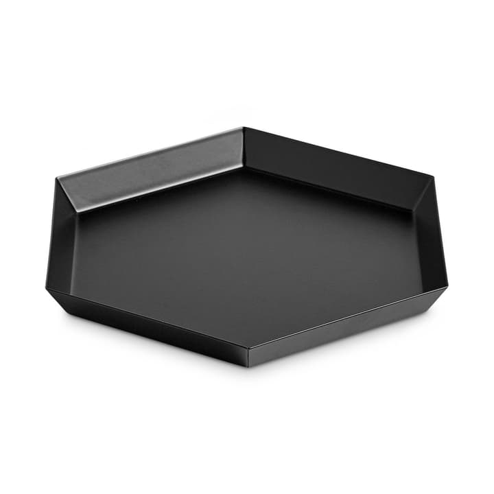 KALAIDO Plateau HAY 386293500000 Dimensions P: 22.0 cm Couleur Noir Photo no. 1