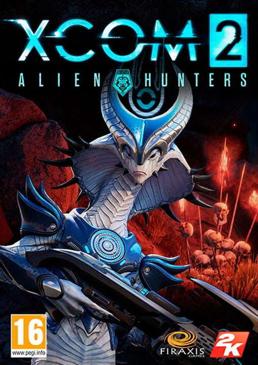 PC - XCOM 2 Alien Hunters DLC Digitale (ESD) 785300133338 N. figura 1