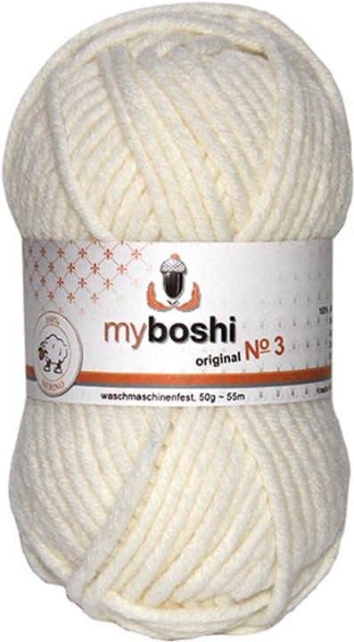 Wolle Nr. 3 My Boshi 665385400000 Farbe Weiss Bild Nr. 1