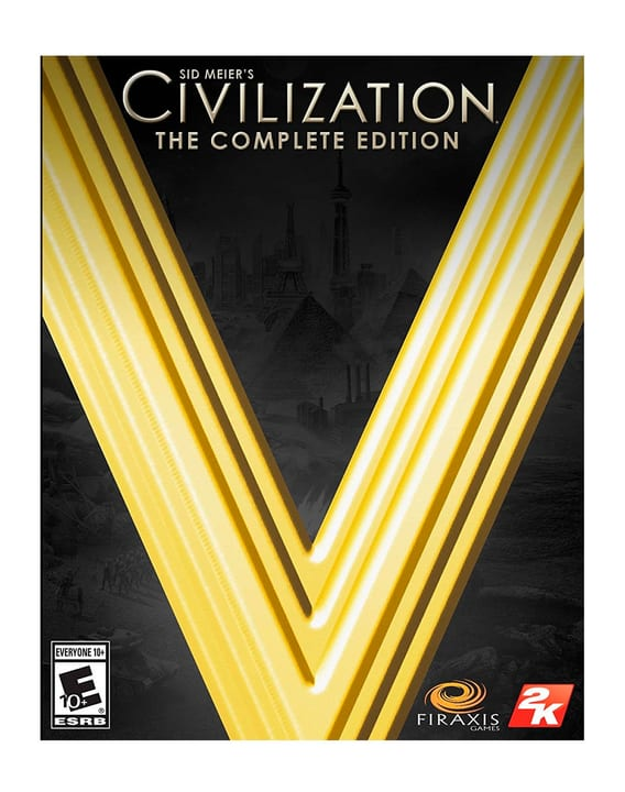 Mac - Sid Meier's Civilization V: The complete ED Download (ESD) 785300133555 Photo no. 1