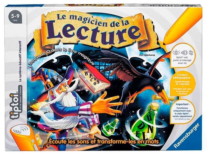 Tiptoi Le magicien de la lecture (F) 746941190100 Langue Français Photo no. 1