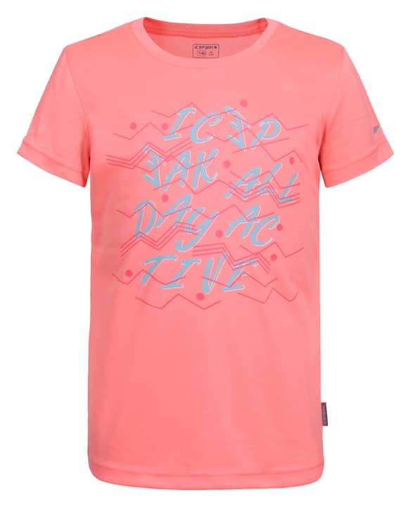Tekla Mädchen-T-Shirt Icepeak 464538416456 Farbe apricot Grösse 164 Bild-Nr. 1