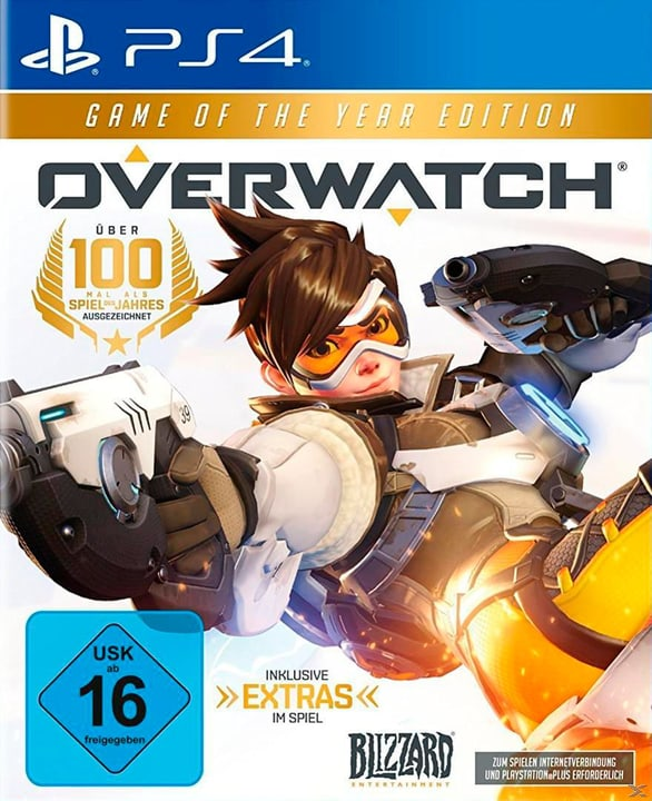 Overwatch - GOTY [PS4] (D) Physique (Box) 785300128668 Photo no. 1