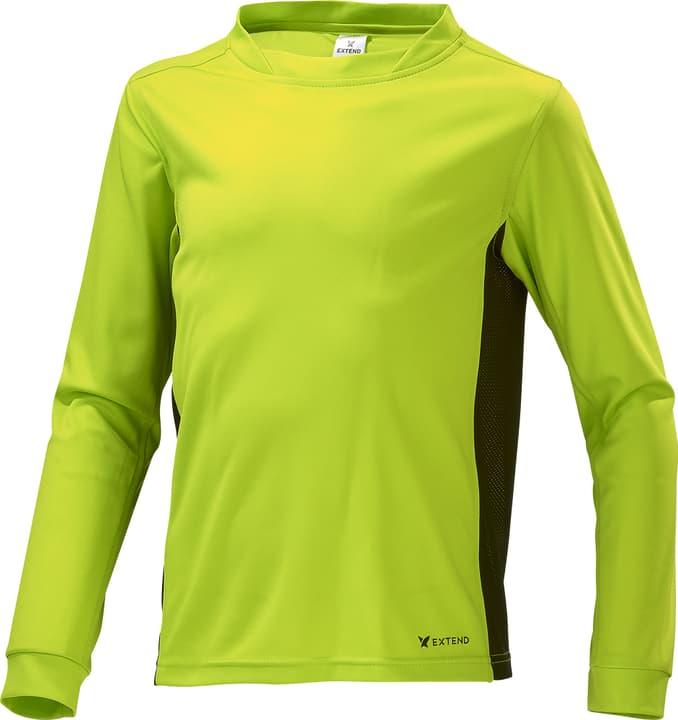 Kinder-Fussballshirt Extend 464526717661 Farbe Hellgrün Grösse 176 Bild-Nr. 1