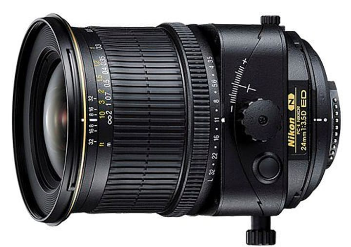Nikkor 24mm/3.5D ED PC-E Objectif Nikon 785300125525 Photo no. 1