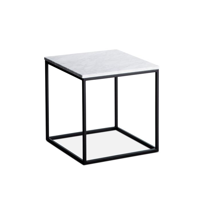 COFFEE table d'appoint 362227700000 Colore Bianco varie fantasie Dimensioni L: 35.0 cm x P: 35.0 cm x A: 36.0 cm N. figura 1