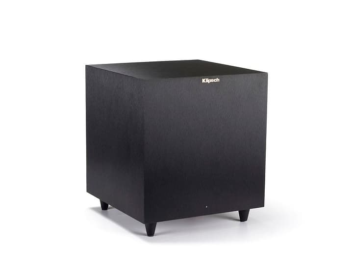 R-8SW - Noir Subwoofer Klipsch 785300127349 Photo no. 1
