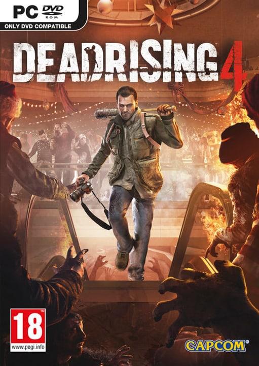 PC - Dead Rising 4 Physique (Box) 785300122162 Photo no. 1