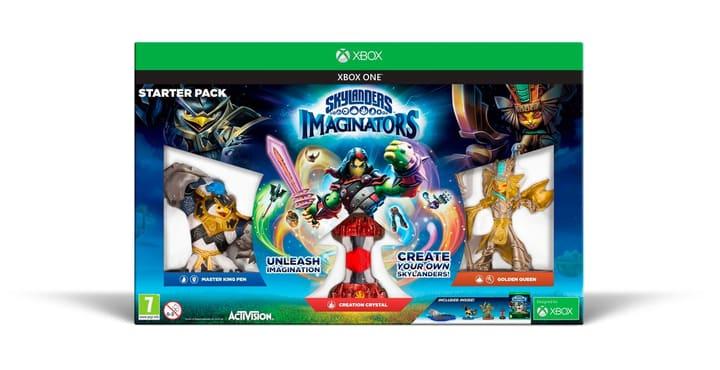 Xbox One - Skylanders Imaginators Starter Pack Box 785300121341 N. figura 1