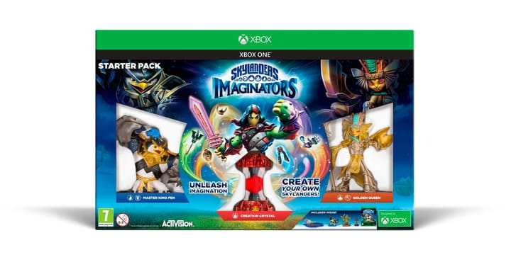 Xbox One - Skylanders Imaginators Starter Pack 785300121342 Photo no. 1
