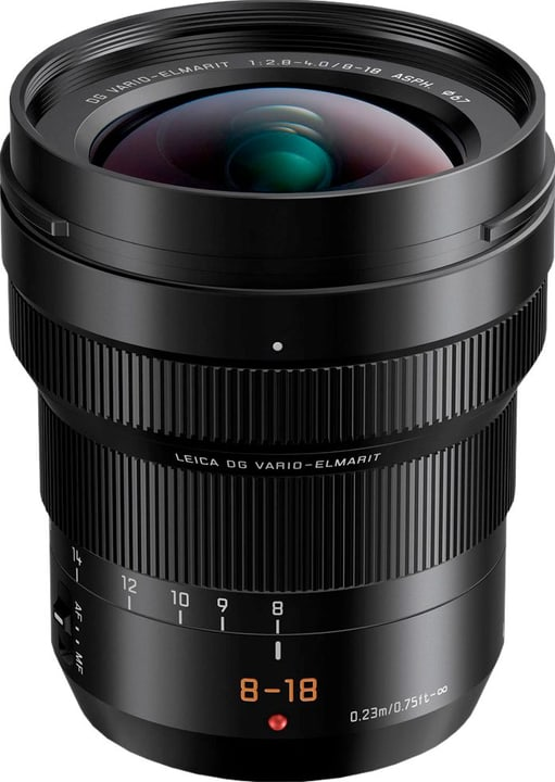 Leica DG 8-18mm 2.8-4 Objectif Panasonic 785300129927 Photo no. 1