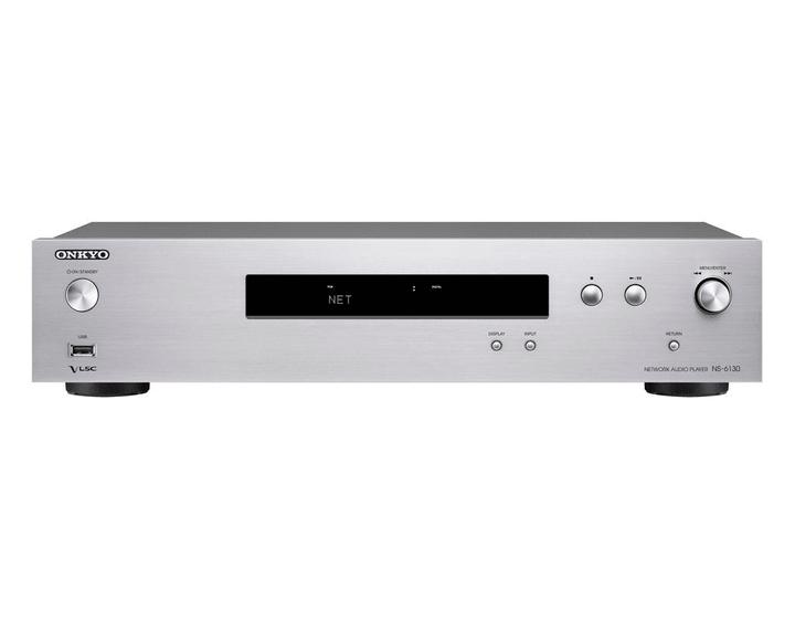 NS-6130 - Argento Netzwerk Audio Player Onkyo 785300127123 N. figura 1