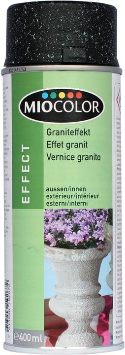 Vernice spray granito Miocolor 660817700000 Colore Nero Contenuto 400.0 ml N. figura 1
