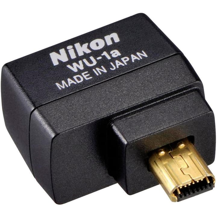 WU-1a Wireless Mobile Adapter Autres accessoires caméras Nikon 785300135366 Photo no. 1
