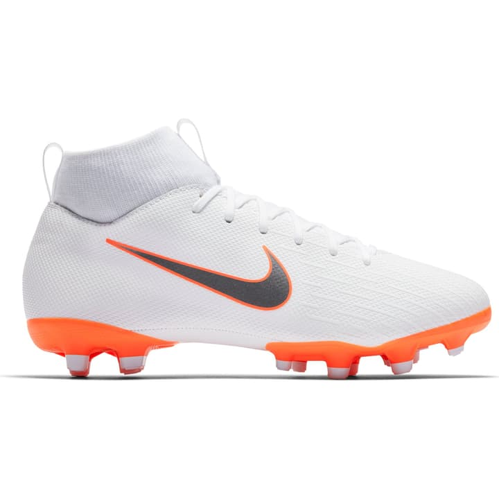 Superfly 6 Academy MG Chaussures de football pour enfant Nike 460673035010 Couleur blanc Taille 35 Photo no. 1