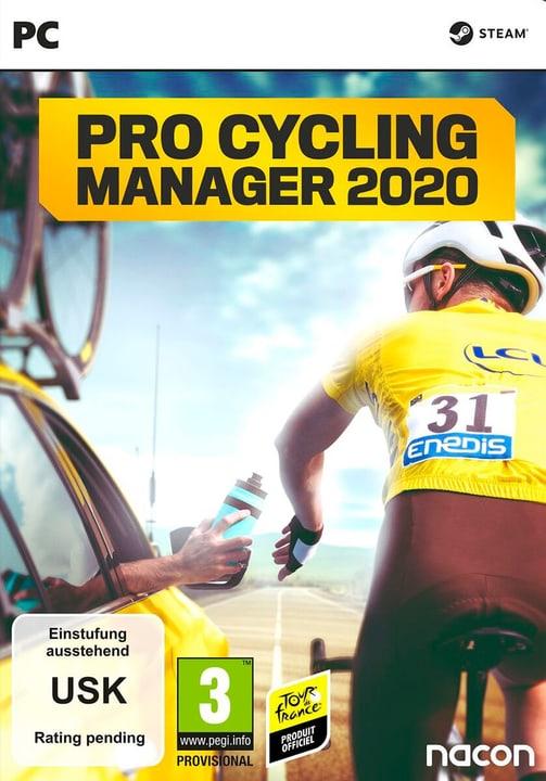 Pro Cycling Manager 2020 (D/F) Box 785300151883 Photo no. 1