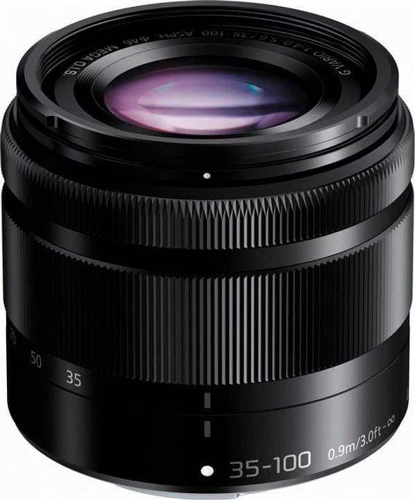 Lumix G 35-100mm F4-5.6 noir Objectif Panasonic 785300126033 Photo no. 1