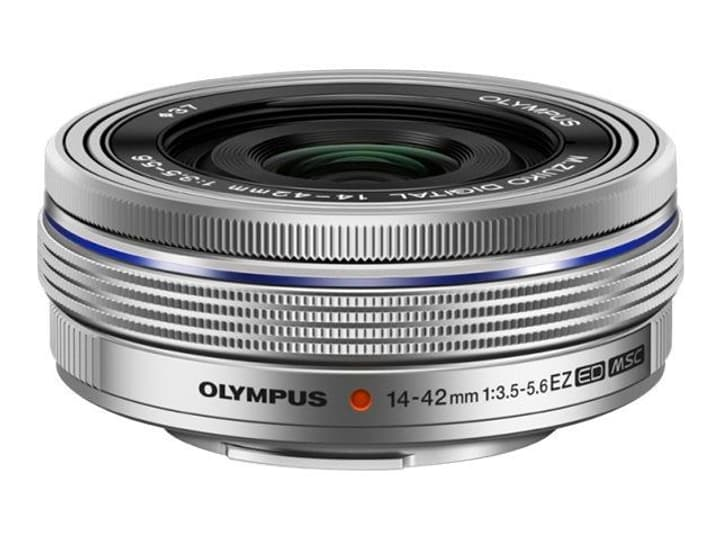 m.Zuiko 14-42mm 3.5-5.6 EZ argent Olympus 785300125777 Photo no. 1