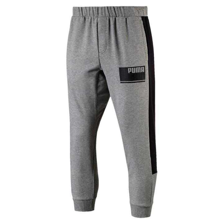 Evostripe Lite Knit Short Pantalon pour homme Puma 462388800380 Couleur gris Taille S Photo no. 1
