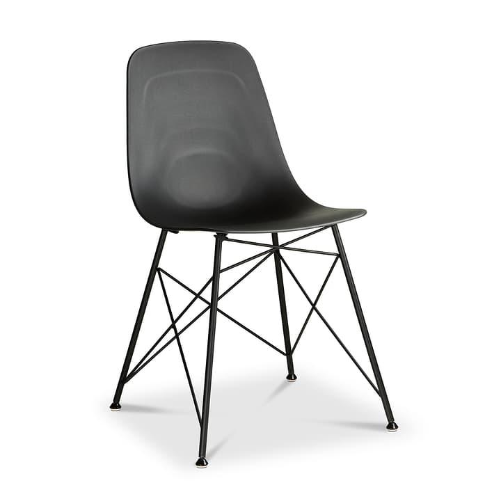 SEDIA Chair 366151800000 Dimensioni L: 45.0 cm x P: 41.5 cm x A: 84.5 cm Colore Nero N. figura 1