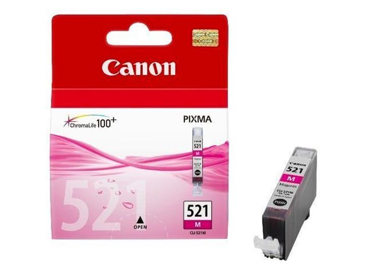 CLI-521 magenta Tintenpatrone Canon 797509700000 Bild Nr. 1