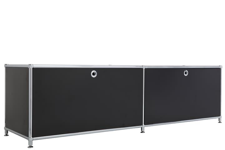 FLEXCUBE Buffet bas 401808800020 Dimensions L: 152.0 cm x P: 40.0 cm x H: 43.0 cm Couleur Noir Photo no. 1