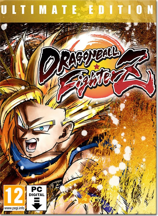 PC - Dragonball FighterZ - Ultimate Edition - D/F/I Digitale (ESD) 785300134409 N. figura 1