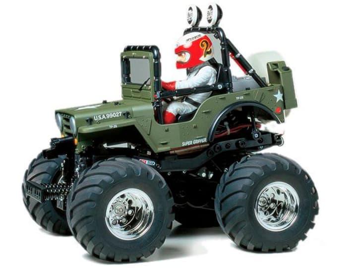 Tamiya Wild Willy 2 WR-02 Kit 785300127995