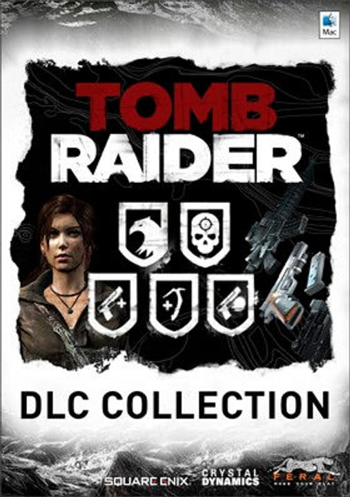 PC - Tomb Raider DLC Collection (Mac) Download (ESD) 785300133363 N. figura 1