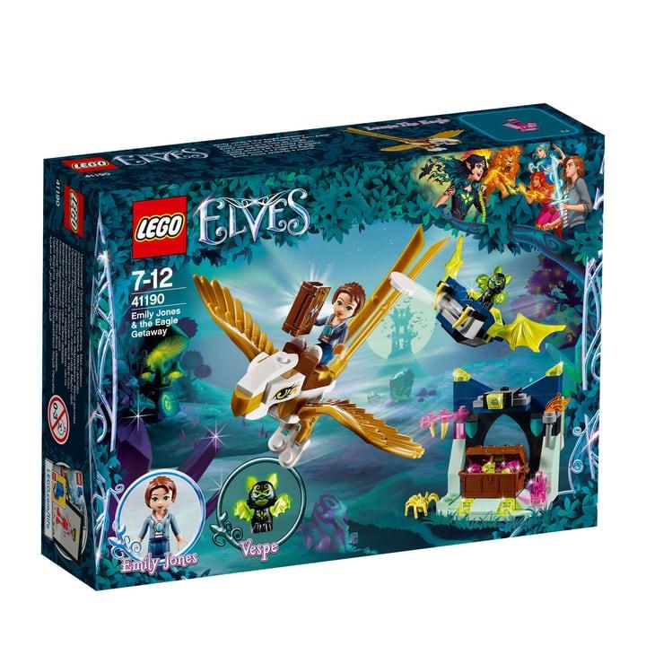 Lego Elves 41190 Emily Jones Et La Fuite 748874500000 Photo no. 1