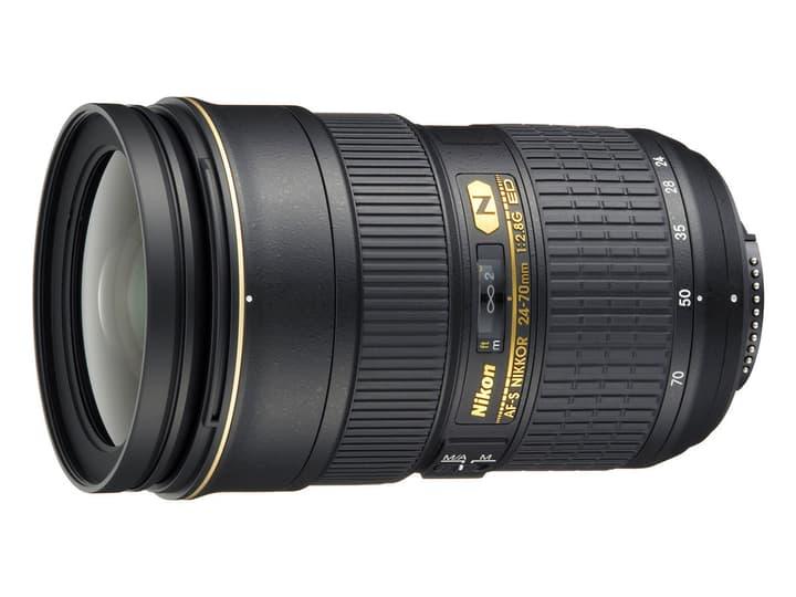 Nikkor AF-S 24-70mm/2,8G ED Objectif Nikon 793411700000