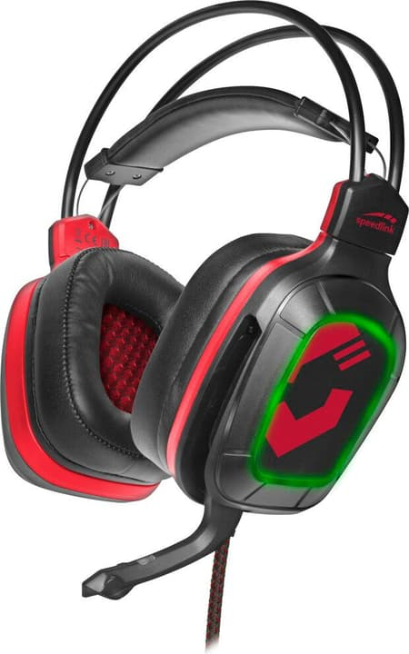 Draze RGB 7.1 Gaming Casque Micro Speedlink 785300149686 Photo no. 1