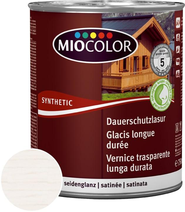 Dauerschutzlasur Kalkweiss 2.5 l Miocolor 676774800000 Farbe Kalkweiss Inhalt 2.5 l Bild Nr. 1