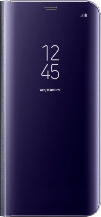 Clear View Standing Cover viola Custodia Samsung 798080600000 N. figura 1