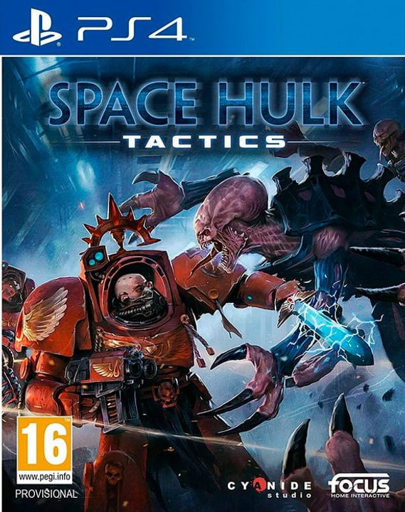PS4 - Space Hulk: Tactics Box 785300137788 Photo no. 1