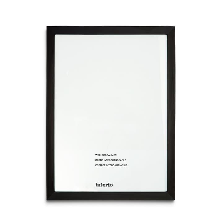 QUADROLINO Cornice 384000545653 Dimensioni quadro 50 x 70 Colore Nero N. figura 1