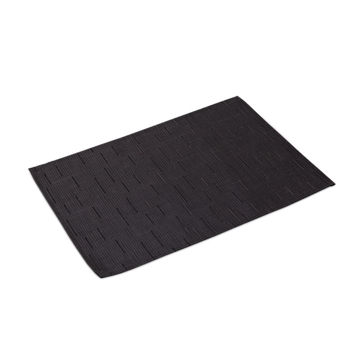 HUDSON Set de table 378011020419 Couleur Noir Dimensions L: 45.0 cm x P: 33.0 cm Photo no. 1