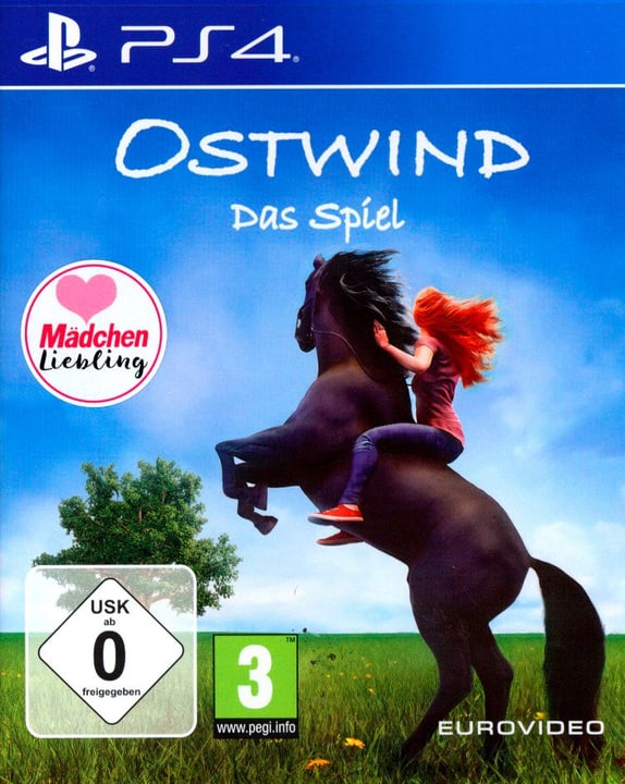 Ostwind (PS4) (D) Physique (Box) 785300131209 Photo no. 1