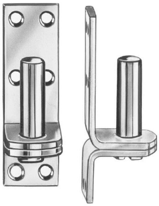 Image of Aufschraubkloben verzinkt 85 x 33 9.3/10 mm Ladenbänder