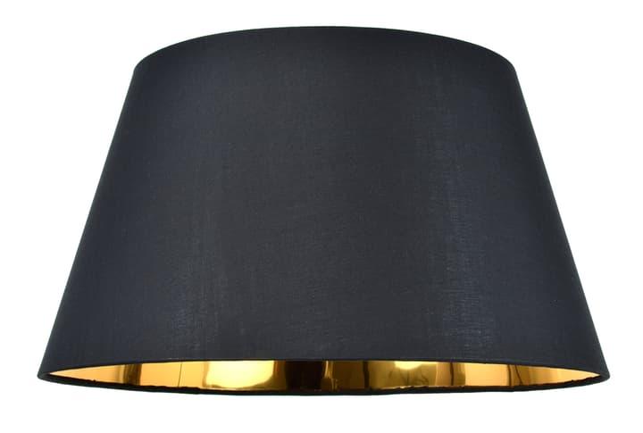 TREND Abats-jour 40cm noir 420183104020 Couleur Noir Dimensions H: 22.0 cm x D: 40.0 cm Photo no. 1