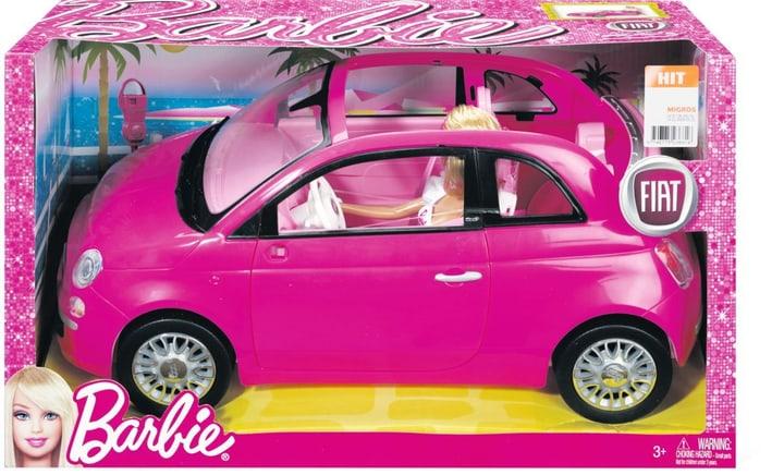 W13 BARBIE FIAT MIT PUPPE Barbie 74791260000013 Bild Nr. 1