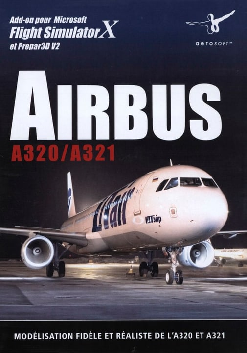 PC - Airbus A320/A321 (Add-On pour FSX & Prepar3D V2) Fisico (Box) 785300127054 N. figura 1